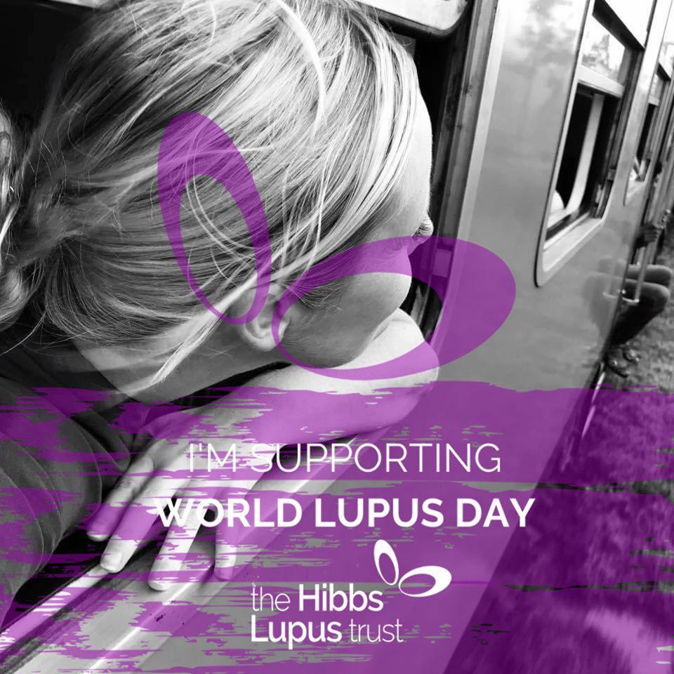 The Hibbs Lupus Trust Facebook Frame
