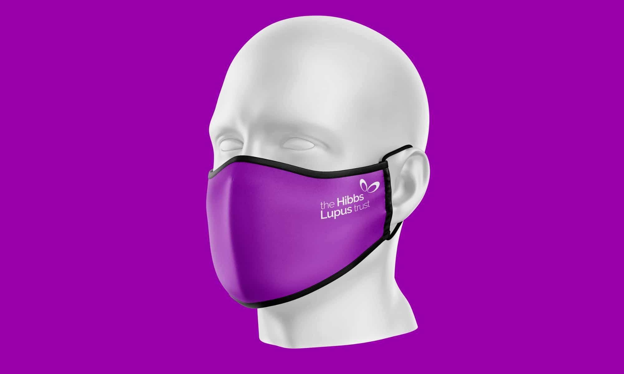 Face Mask - The Hibbs Lupus Trust
