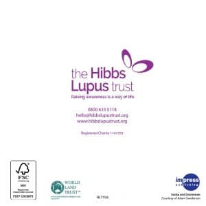 Lupus Charity Christmas Card