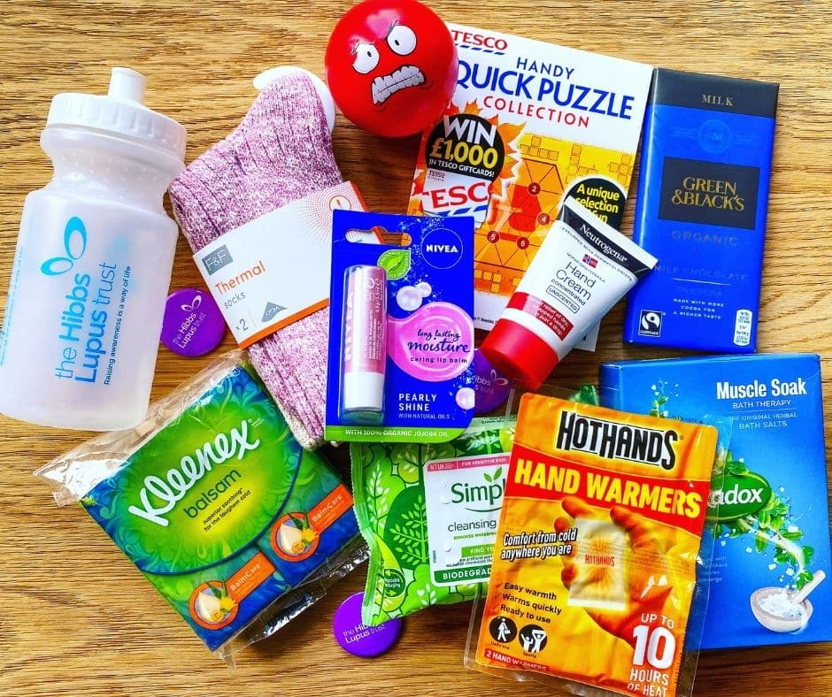 Lupus Flare Pack - The Hibbs Lupus Trust