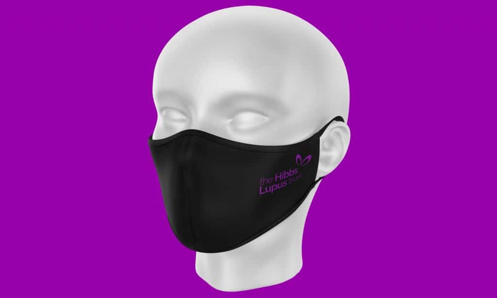 Lupus Face Mask - The Hibbs Lupus Trust