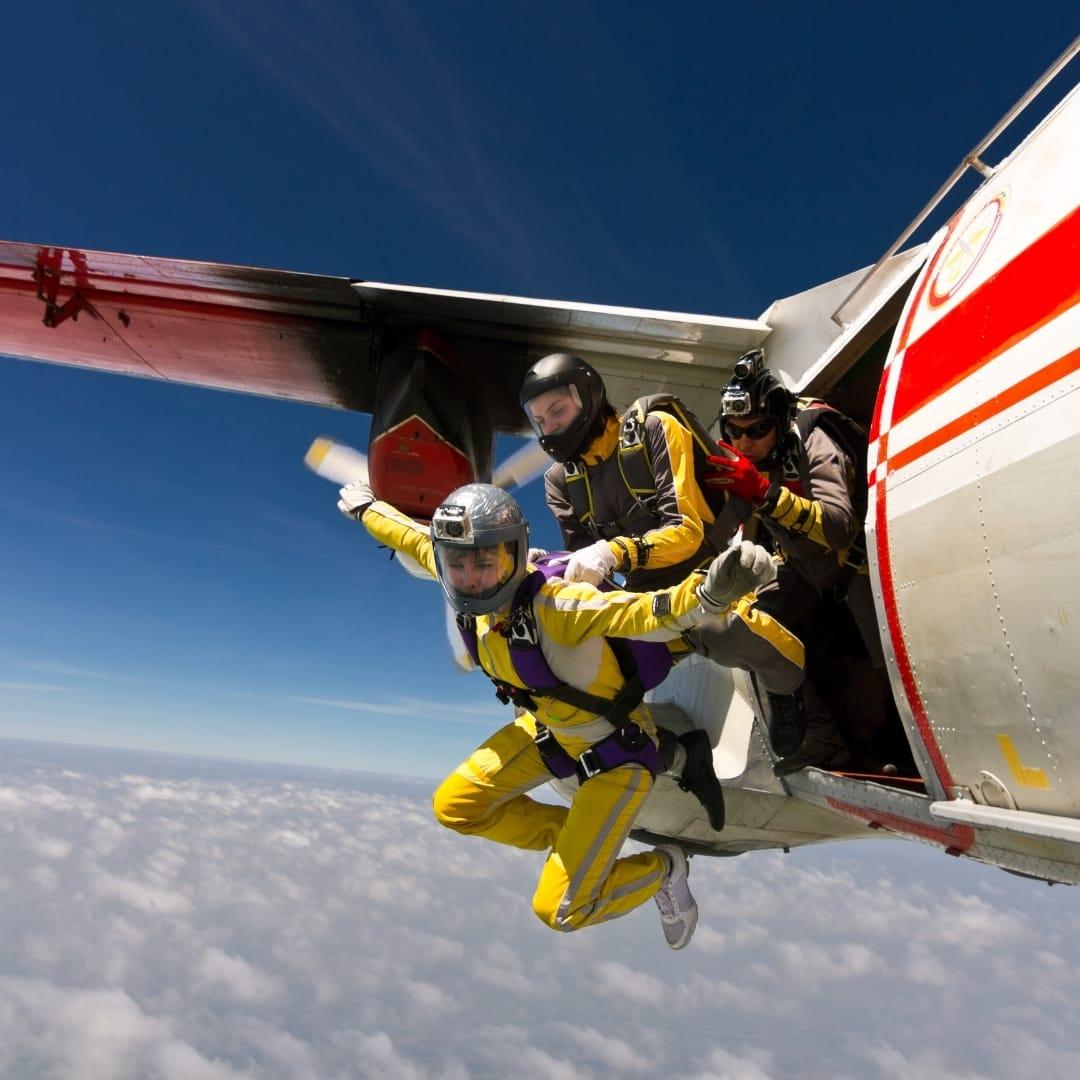 The Hibbs Lupus Trust - Skydive