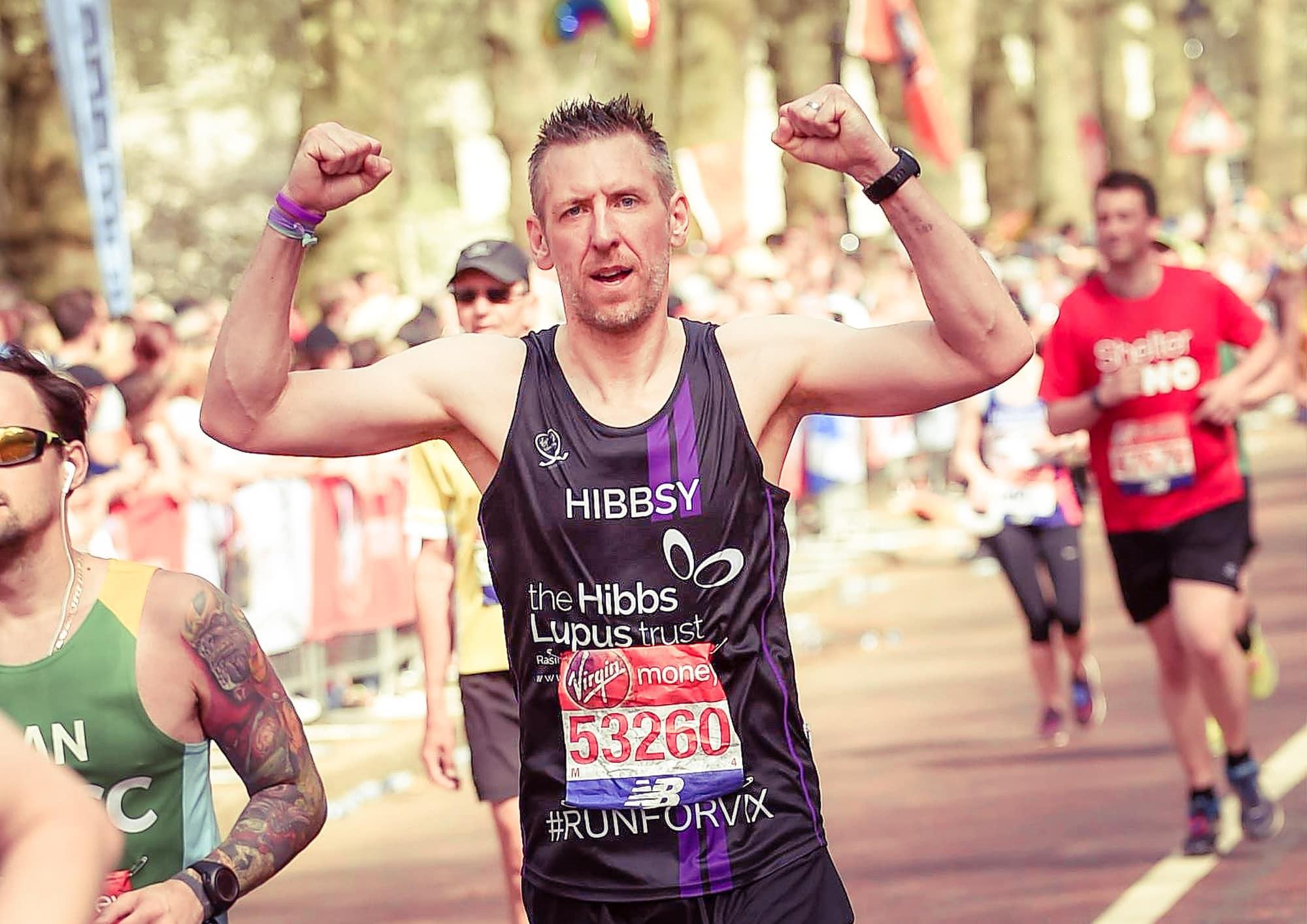 London Marathon Ballot 2021 - The Hibbs Lupus Trust
