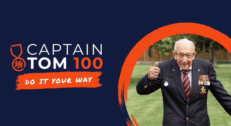 Captain Tom 100 - The Hibbs Lupus Trust
