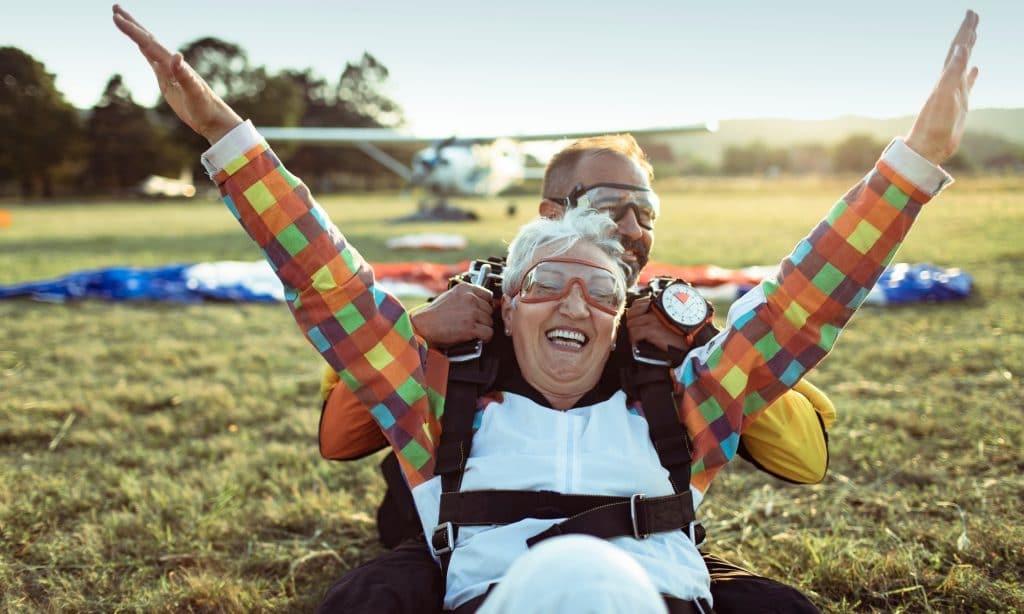 The Hibbs Lupus Trust UK Skydive