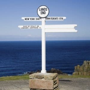 Land's End to John O'Groats - The Hibbs Lupus Trust