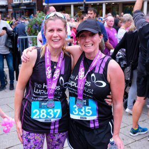 Run For Lupus - The Hibbs Lupus Trust